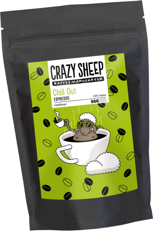 Chill Out Crazy Sheep Coffee